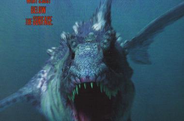 鲨血浴囹�a_一个宁静温暖的小港……饥饿的史前鲨对那里的人物张开了血盆大口,所