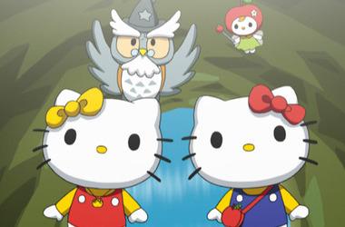 Hello Kitty缤纷乐园剧照