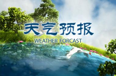 早间天气预报剧照