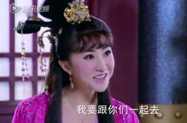 隋唐英雄3分集剧情剧照