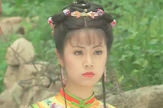 还珠格格1角色夏紫薇(林心如饰)图片