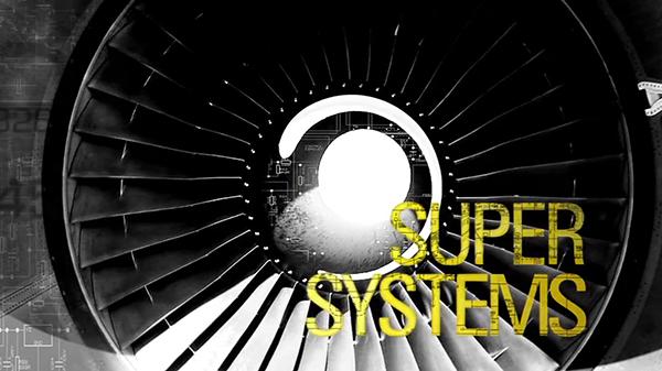 超级系统剧照
