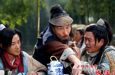 少林寺传奇藏经阁剧情图片