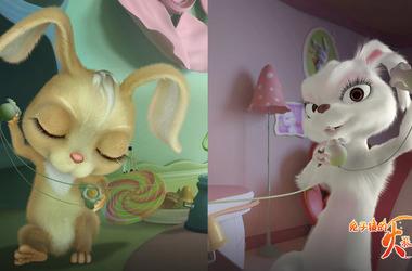 0 小甜甜简介 兔子镇可爱的小妹妹,看起来很柔弱,也十分害羞,总是躲在