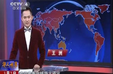 全球华人资讯剧照