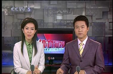 体育晨报剧照