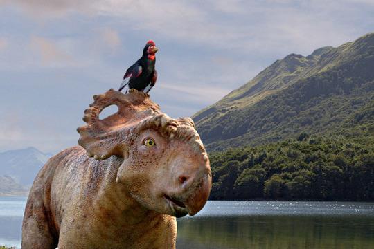 与恐龙同行(电影)图片