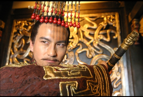秦の始皇帝图片