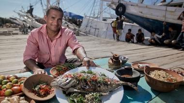 Island Feast With Peter Kuruvita剧照