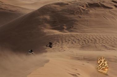 沙漠之心剧照