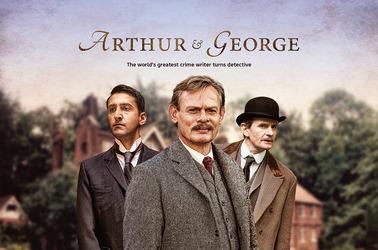 阿瑟与乔治剧照