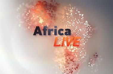 非洲直播室剧照