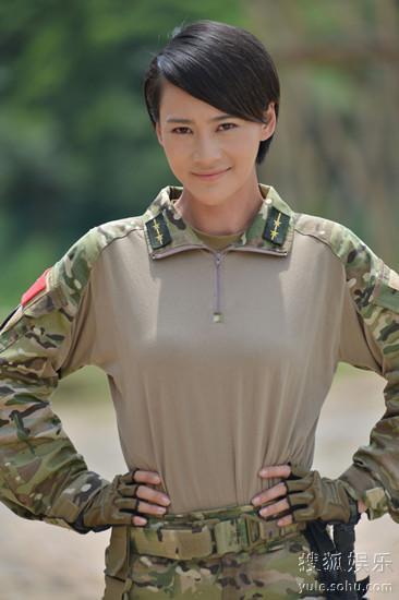 女特种兵火凤凰_沈兰妮是谁演的,沈兰妮扮演者,我是特种兵之火凤凰沈兰妮_电视猫