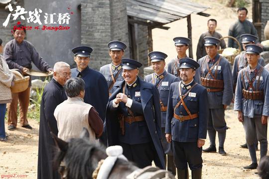 决战江桥剧照