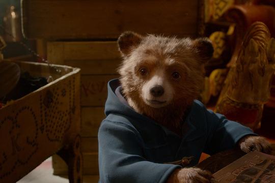 帕丁顿熊2剧照