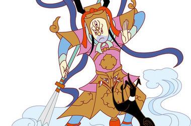 二郎神是谁演的,二郎神扮演者,大闹天宫二郎神_电视猫