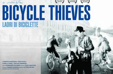 偷自行车的人剧照