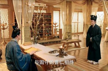 三国机密之潜龙在渊第53集剧照