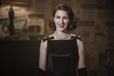 了不起的麦瑟尔女士第二季剧照