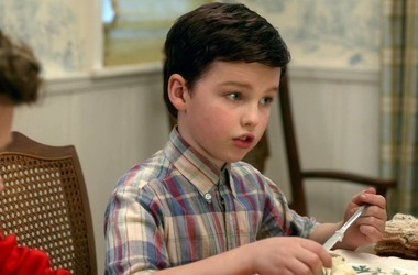 少年谢尔顿第二季剧照