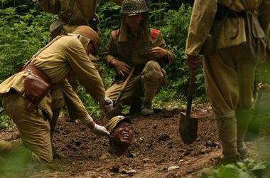 荣小林_经过一番激烈的战斗之后,始终没有等到援军的小林荣男命令部队撤回