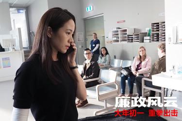 廉政风云·烟幕剧照