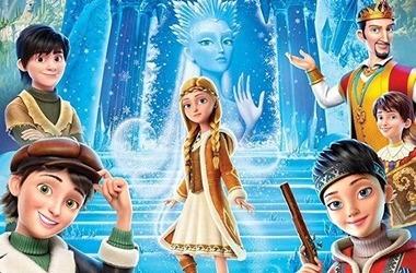 冰雪女王4:魔镜世界剧照