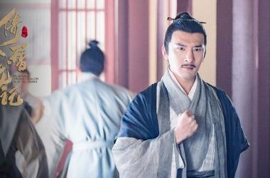殷梨亭剧照/