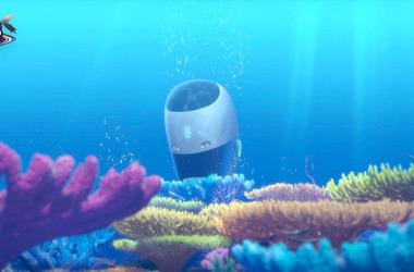潜艇总动员:外星宝贝计划剧照
