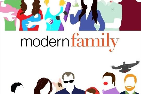 摩登家庭第十一季剧照