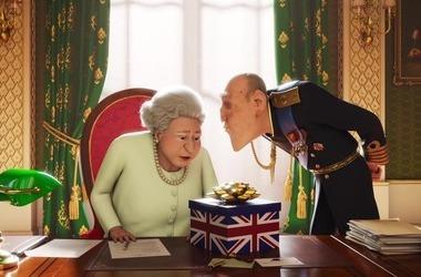 女王的柯基剧照