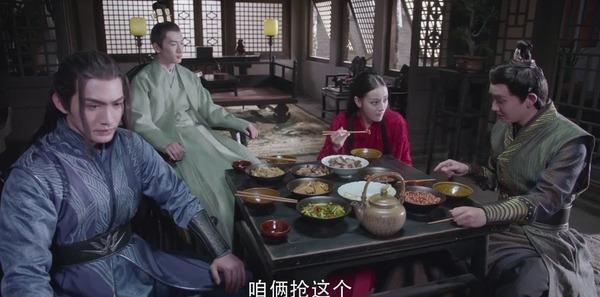 烈火如歌第16集剧照