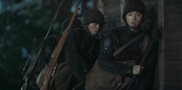 烈火军校第12集剧照